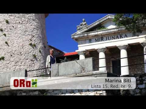 Marina Biti: Otvorimo vrata zelenoj renesansi Europe i Hrvatske