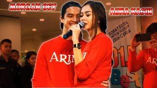 Video Duet Fenomenal MORGAN OEY Dan AURA KASIH    M&G FILM ARINI download MP3, 3GP, MP4, WEBM, AVI, FLV November 2019