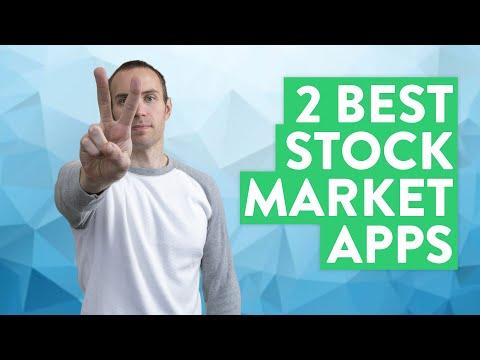 The 2 Best Stock Market Apps | Stock Market For Beginners