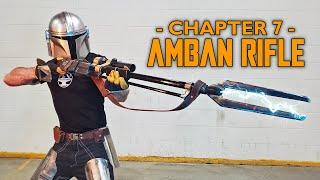 Mando's Amban Pulse DISINTEGRATOR!!! (HACKLORIAN: Chapter 7)