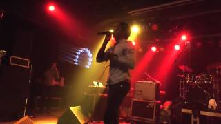 Romain Virgo - 3/8 - I Am Rich In Love + Stay With Me - 19.02.2015 - YAAM Berlin