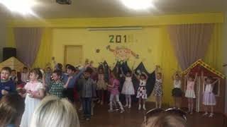 """Открытие ежегодного семейного фестиваля   2018 г  Д/с № 42 """"Пингвинчик"""",  г.Верхняя Салда."""