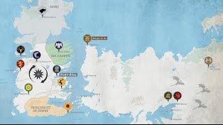 « Game of Thrones » : les cinq saisons résumées en sept minutes