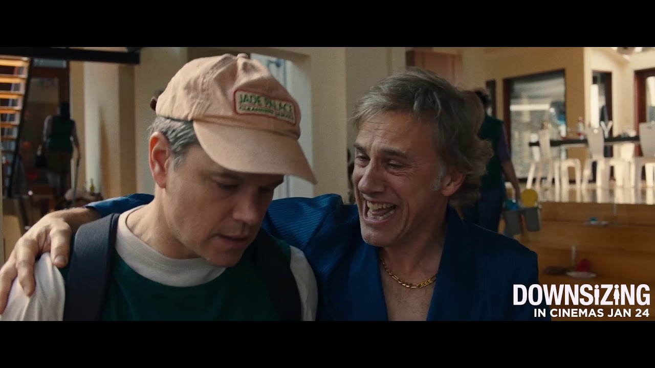 Download Downsizing | Download & Keep now | Dusan Will Save You | Paramount UK