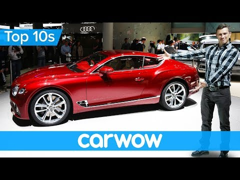 New Bentley Continental GT 2018 - its interior is incredible | Top10s