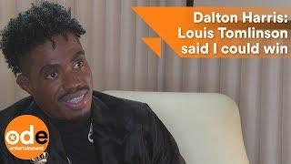 Dalton Harris: Louis Tomlinson said I could win X Factor