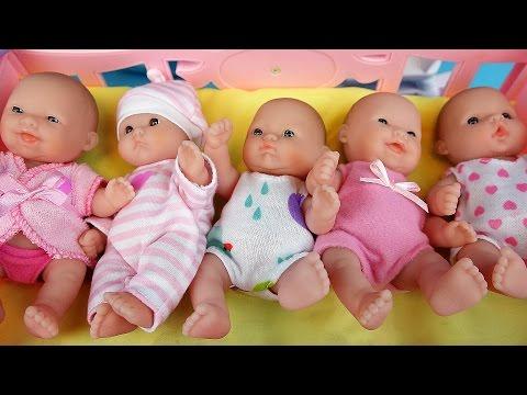 Water Babies Doll Poops And Pees Diaper Change Poop Drink