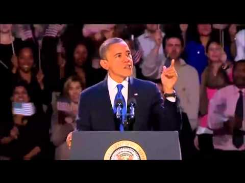 President Obama's Greatest Speech