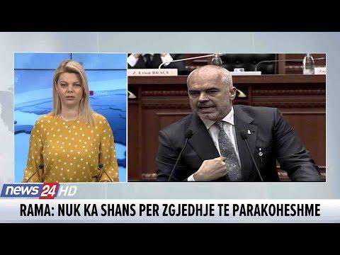 4 prill, 2019 Flash News ne News24 (Ora 08.30)