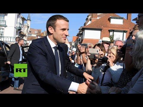 El partido de Macron gana las elecciones parlamentarias francesas