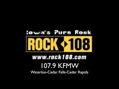 KFMW - Rock 108 Station IDs