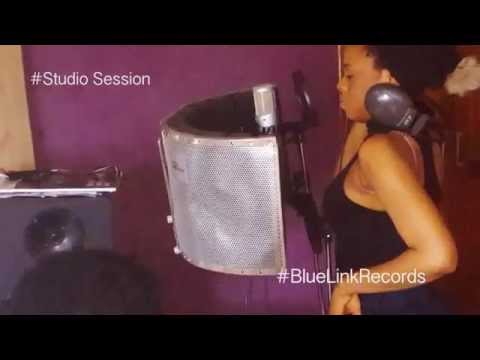 FA Ft Chidinma #StudioSession Of The Hit Track 'DESIRE'
