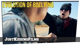 Evolution of Bullying Thumbnail