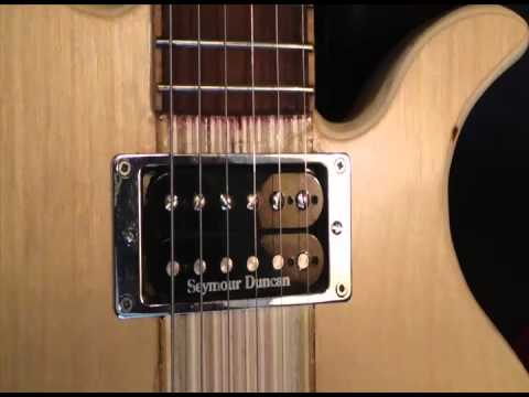 plywood electric guitar