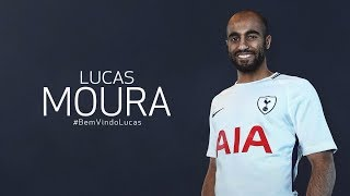 Lucas Moura | Welcome to Tottenham | Goals, Skills, Assists