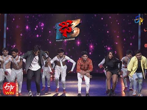 Download Prasad  Performance | Dhee 13 | Kings vs Queens | 13th October 2021 | ETV Telugu