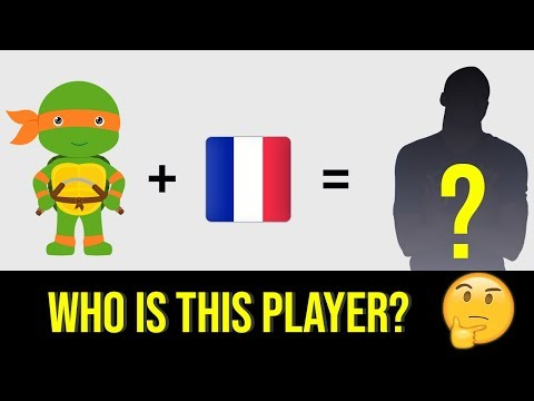 Can You Guess All These Players By The Emoji?