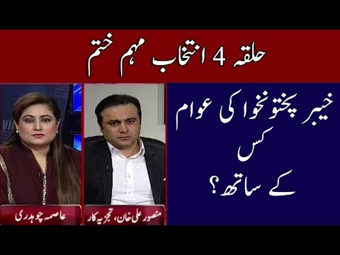 Who will Win NA4 Election in Peshawar | News Talk | 25th October 2017 | Neo News
