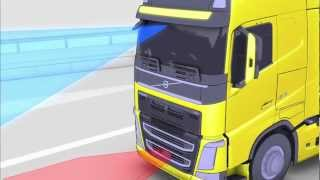 Volvo Trucks - Collision Warning with Emergency Brake