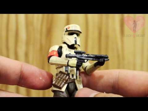 "Hasbro Star Wars The Black Series 3.75"" - Scariff Trooper"