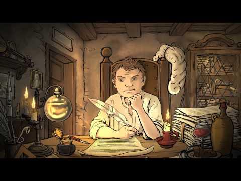 Бах иоганн себастьян мультфильм