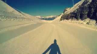Les Deux Alpes - Sunny slopes HD