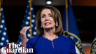 Omar's comments not from 'antisemitic attitude': Nancy Pelosi