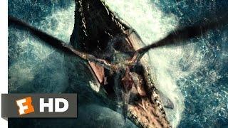 Jurassic World (2015) - Pterosaur Attack Scene (4/10)   Movieclips