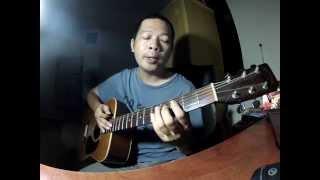 Guitar phổ thông: Tập 10: Hướng dẫn bấm ngón tay trên dây đàn.