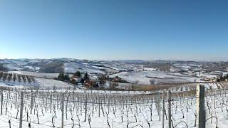L'agriculture dans le piémont Italien