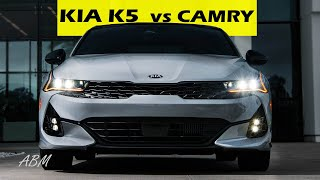 Kia K5 2020 против Камри - самый дешевый бизнес седан! Обзор Александра Михельсона