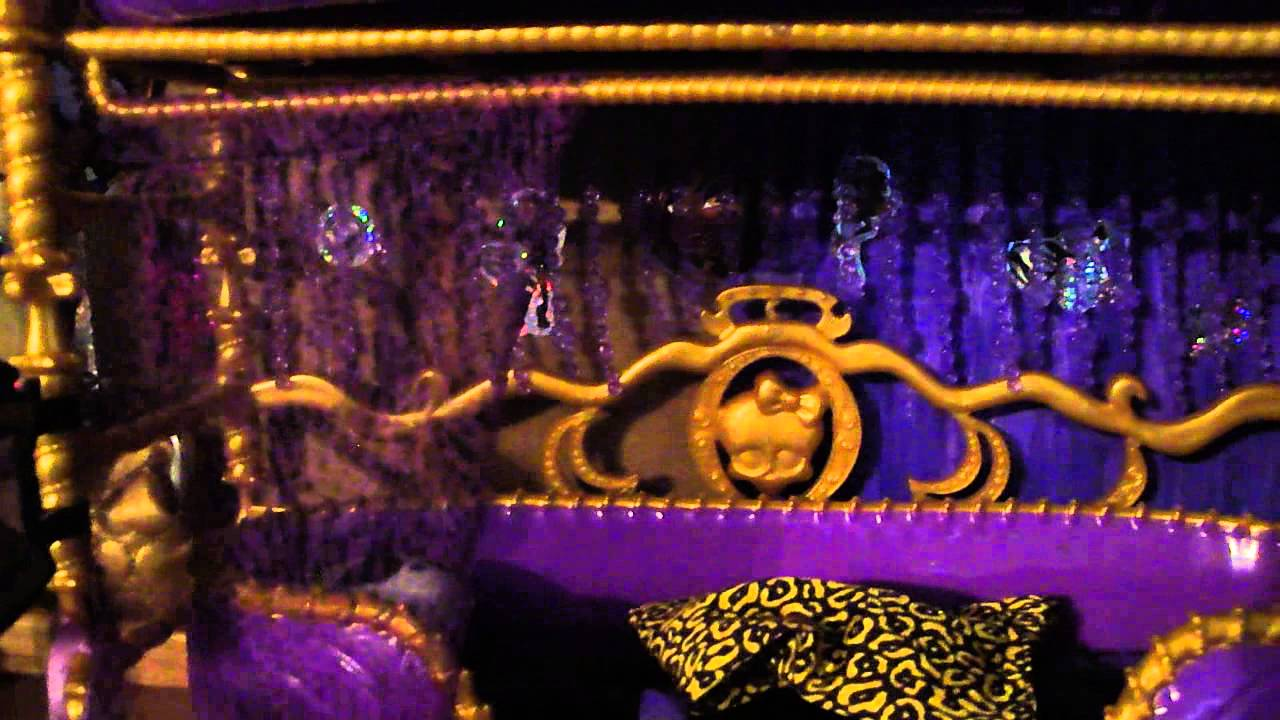 monster high lit de clawdeen wolf youtube. Black Bedroom Furniture Sets. Home Design Ideas