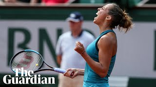 Madison Keys jokes about Serena Williams v Maria Sharapova showdown