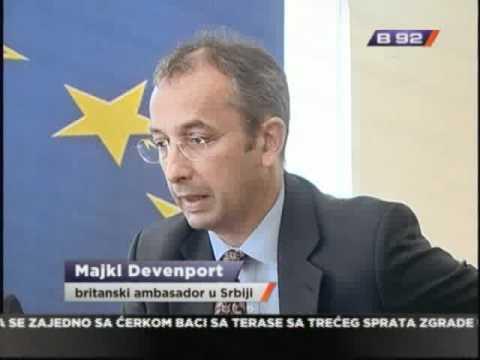 Boris Tadic na generalnoj skupstini UN o Kosovu