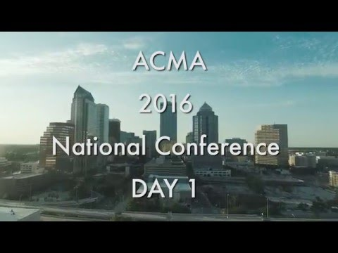 Angel MedFlight Day 1 @ 2016 ACMA Conference Tampa, FL