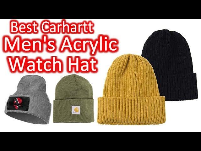 8a95268ba23 Carhartt Acrylic Watch Berretto - Heather Grey