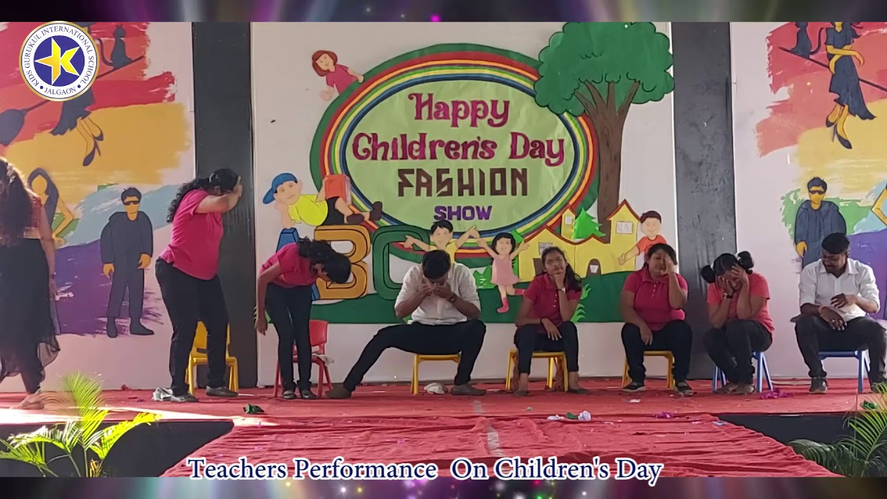 Download Children's Day Celebration- Funny Skit Performed by Teachers