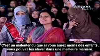 Est-ce Que La Planification Familiale Autorisée Dans l'Islam?-Zakir Naik