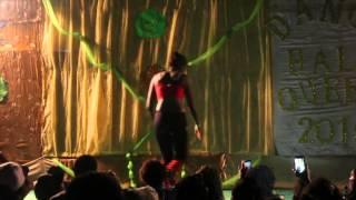 roatan dancehall queen 2015 part 2