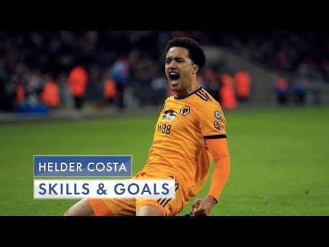 Welcome Costa! Helder Costa Skills And Goals!