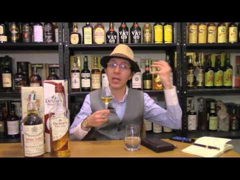 Купажированный шотландский виски Dewar s Виски