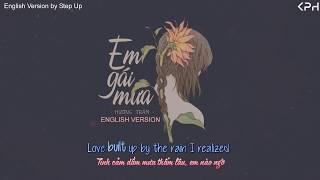 [MV Lyrics] Em Gái Mưa - English Version - Tiếng Anh  [ Share Sub]