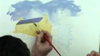 Dermot Cavanagh Teaching Art Kilkeel Part 2