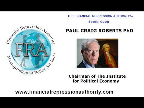 FRA - 10 02 15 - Dr. Paul Craig Roberts - TALKS ABOUT THE ALARMING DECLINE IN WESTERN DEMOCRACY