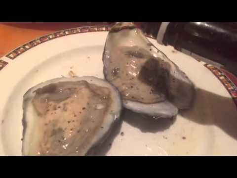 Eat Raw Oysters the clean way and with tasty sauces