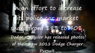 Dodge Charger Pursuit 2011 Videos