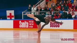 Kamila Valieva Камила валиева New SP короткая программа