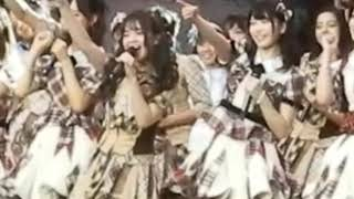 "[FANCAM FOCUS Feni ] AKB48 x JKT48 ""Fortune Cookie"" Indonesia-Japan Music Festival"