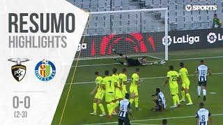 Highlights   Resumo: Portimonense 0-0 Getafe (2-3 g.p.) (Copa Ibérica - 1/2 final)