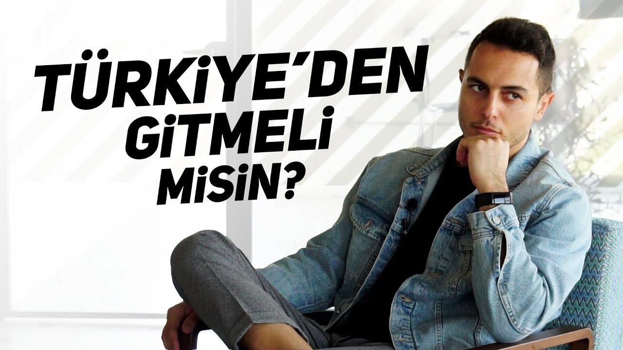 Türkiye'den gitmeli misin? | Kısa ve Öz 156